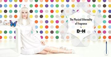 Picture of The Physical Ethereality of Fragrance by D+H (Parody Advert)