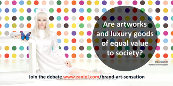Picture of Are artworks and luxury goods of equal value to society?